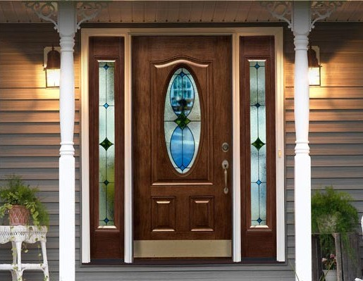 Front doors connecticut photo gallery seven sun windows for Steel home entry doors