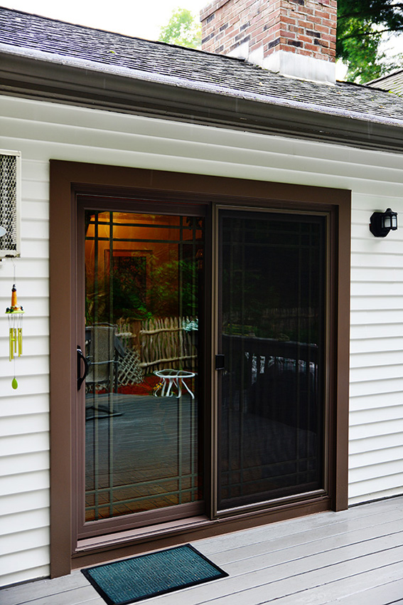 Replacement windows seven sun windows small ct company for Double sliding doors exterior