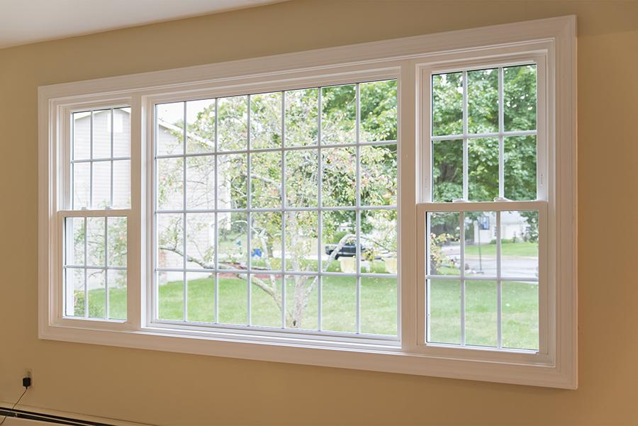Small Window Living Room
