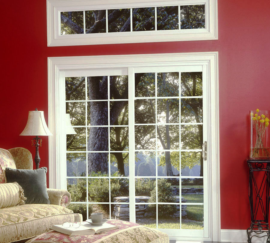 Replacement windows seven sun windows small ct company for Small sliding glass patio doors
