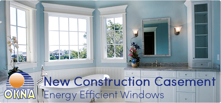 Best new construction casement windows ct seven sun windows for Best new construction windows