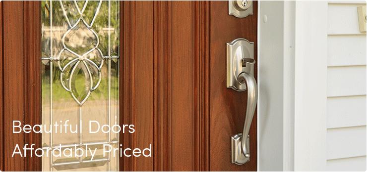 Front Doors Ct Thermatru Door Affordable Exterior Doors