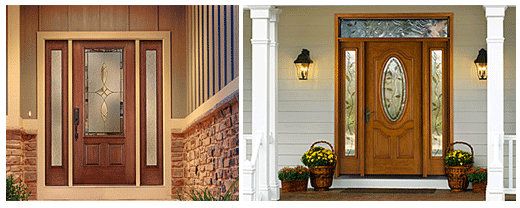 The More Attractive And Durable Alternative To Steel, Smooth Star Entryways  Are Ready To  Paint With Crisp, Clean Contours That Meet The Growing Trend  Of ...