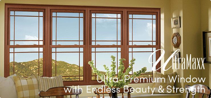 Quadruple Hung Windows : Replacement windows connecticut ultramaxx alside seven sun