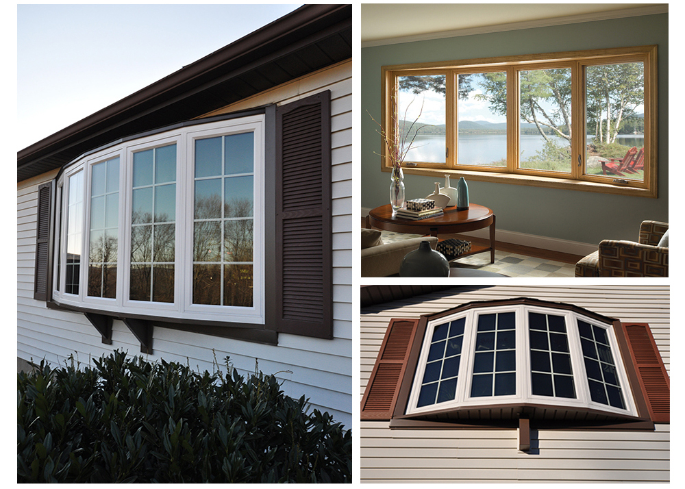 Wonderful Bow Window Photo Ideas