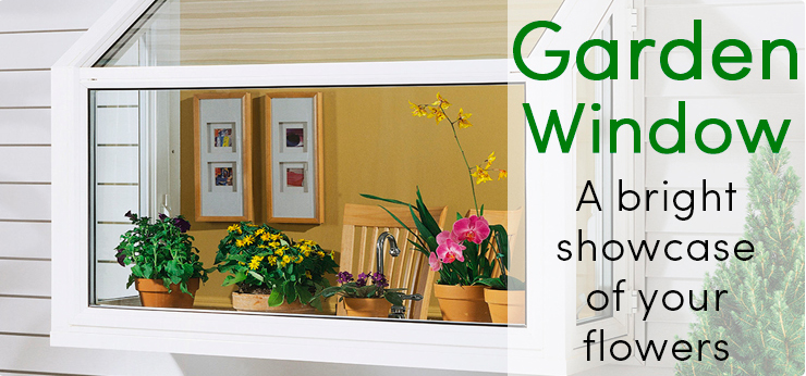 Kitchen Garden Window CT | Seven Sun - Showcase your flowers