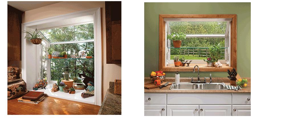 Kitchen garden window ct seven sun showcase your flowers for Garden window replacement